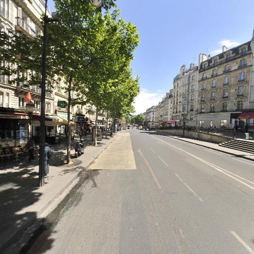 Station Vélib' Mazagran - Bonne Nouvelle - Vélos en libre-service - Paris