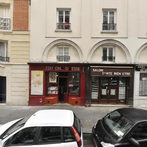 Editions Déesse - Librairie - Paris