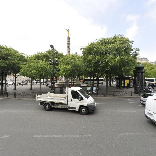 Aire de covoiturage PLACE DU CHATELET - Aire de covoiturage - Paris