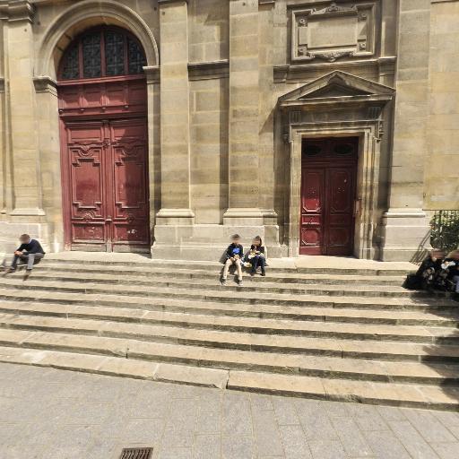 Église Notre Dame des Blancs Manteaux - Attraction touristique - Paris