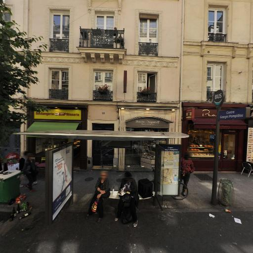 Legay Choc - Boulangerie pâtisserie - Paris
