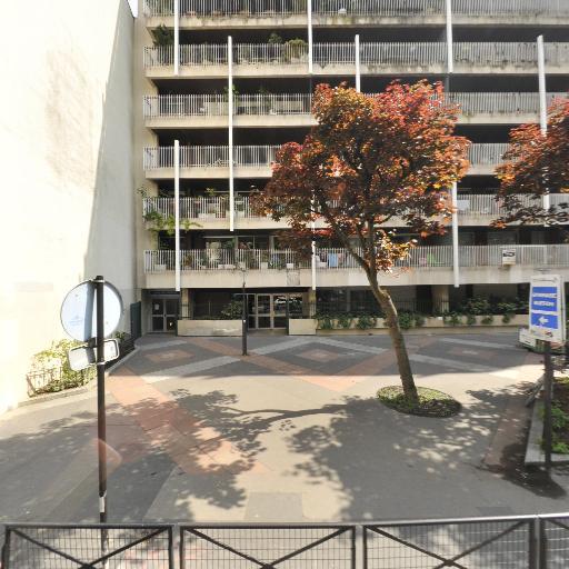 Gymnase Buffon - Gymnase - Paris