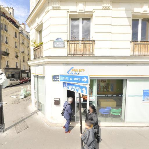 Pro Btp - Caisse de retraite, de prévoyance - Paris