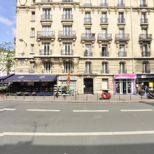 Chaumont Fleurs - Fleuriste - Paris