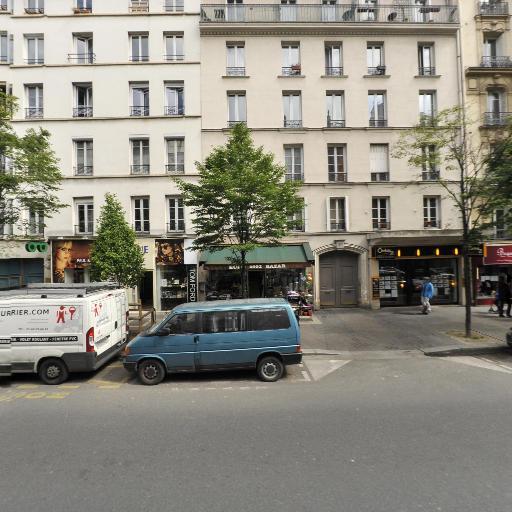 CENTURY 21 St Martin Immobilier - Agence immobilière - Paris