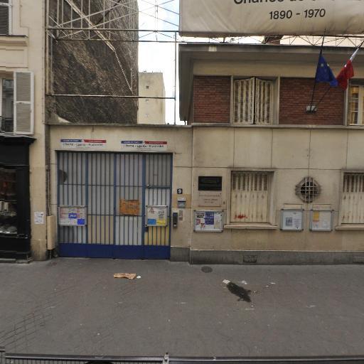 Ecole maternelle - Soutien scolaire et cours particuliers - Paris