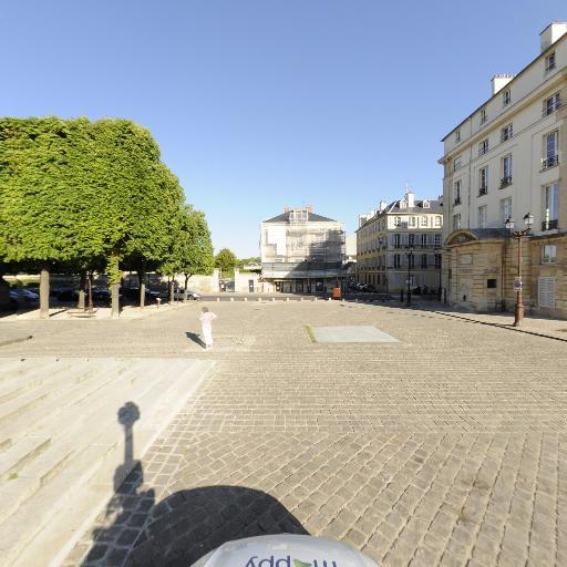 Le Potager Du Roi - Parc et zone de jeu - Versailles
