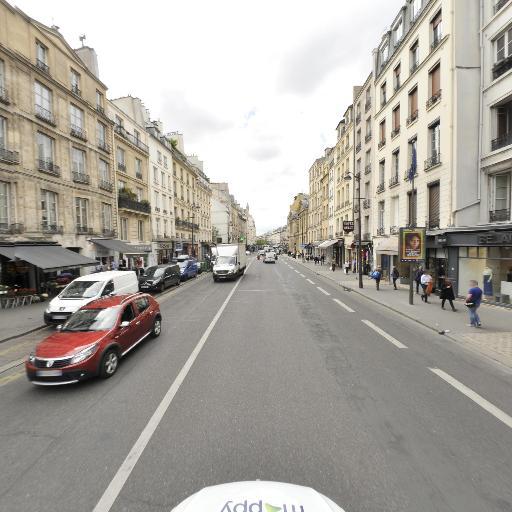 Geoffroy Nathalie - Conseil en communication d'entreprises - Paris