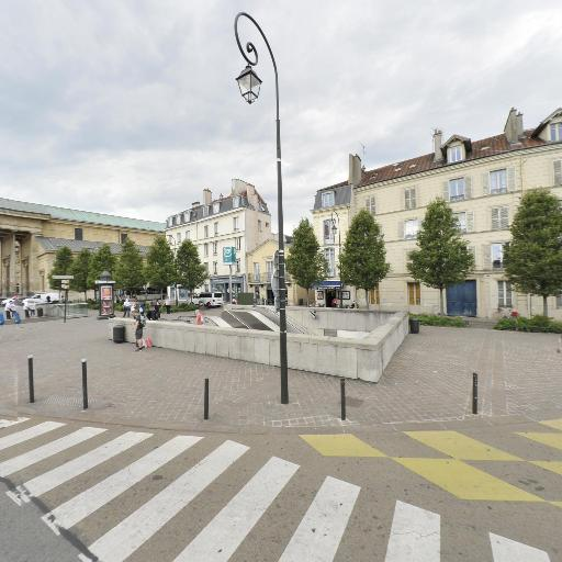 Aire de covoiturage gare de saint germain - Aire de covoiturage - Saint-Germain-en-Laye