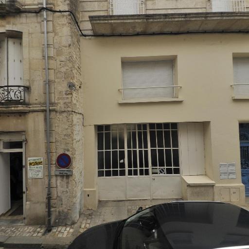 Ministere Populaire - Centre culturel et maison des arts - Niort