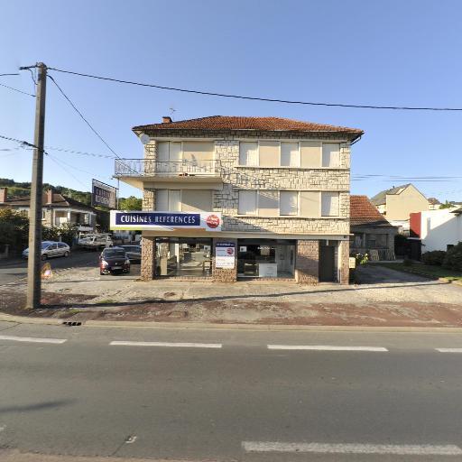 Cuisines Référence Bouysset Ebénisterie franchisé indépendant - Fabrication de meubles - Brive-la-Gaillarde