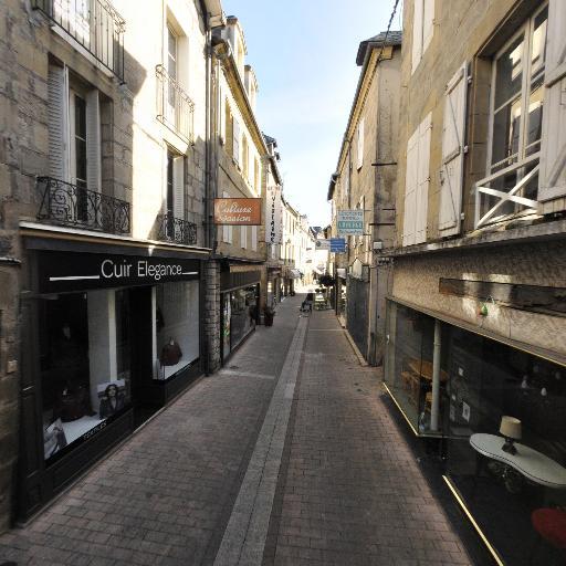Ici c'est la correze Les Papilles - Restaurant - Brive-la-Gaillarde