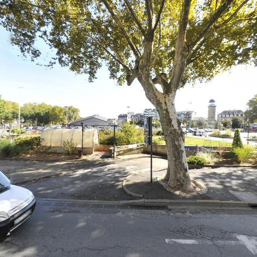 Parking La Guierle - Parking - Brive-la-Gaillarde