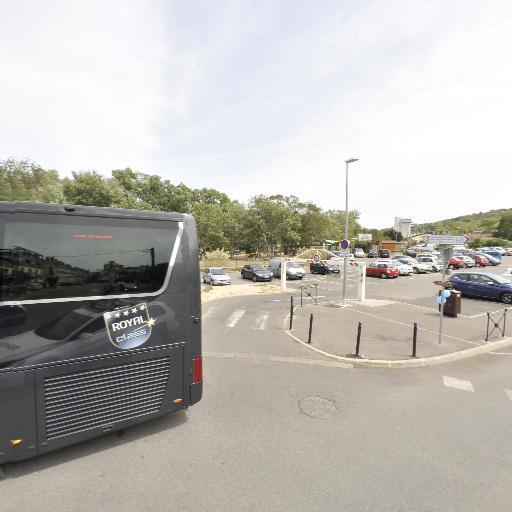 Aire de covoiturage Parking CREPS PONT DE L'ARC - Aire de covoiturage - Aix-en-Provence