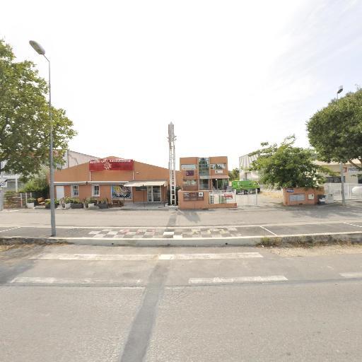 Parking gare Aix-en-Provence TGV P11 - EFFIA - Parking public - Aix-en-Provence