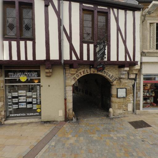 Hôtel Le Sauvage - Restaurant - Dijon