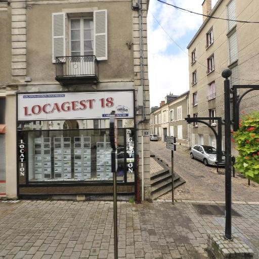 Poste - Attraction touristique - Bourges