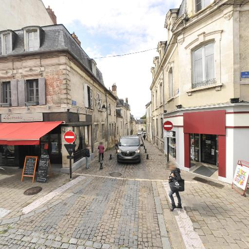 Rousseau Dominique - Taxi - Bourges