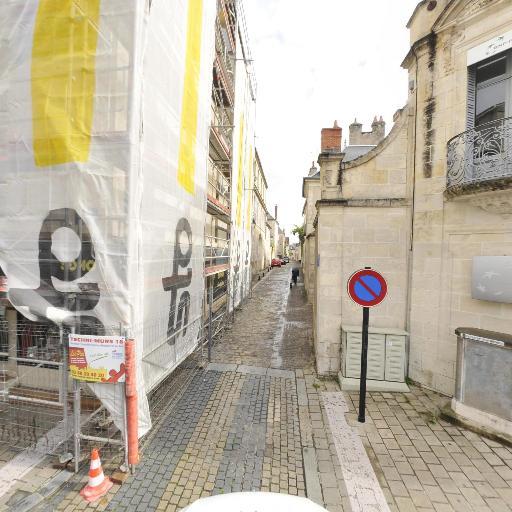 Crématorium De Bourges - Crématorium - Bourges