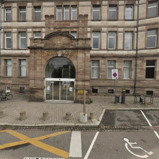Daniel Sirbat - Médecin ophtalmologue - Strasbourg