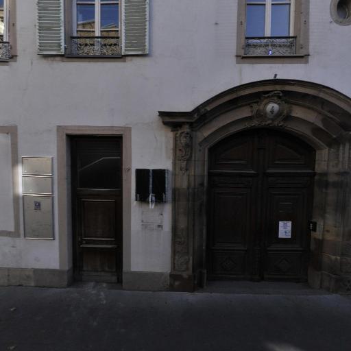 Fontaine Anne - Médecin spécialiste de médecine physique et de réadaptation - Strasbourg