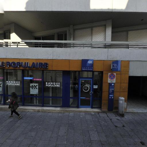 Banque Populaire - Banque - Pau