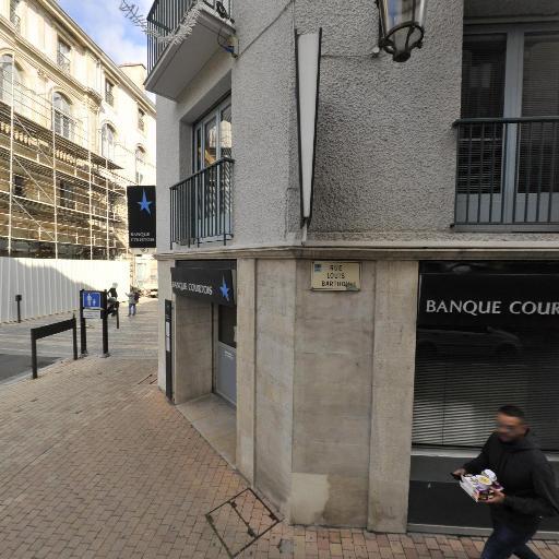 Banque Courtois - Banque - Pau