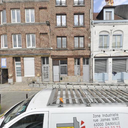 Mama Shelter Lille - Hôtel - Lille