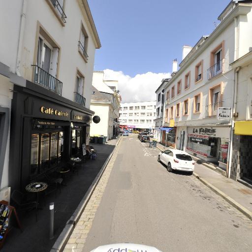 Café Galerie Dubail - Restaurant - Lorient