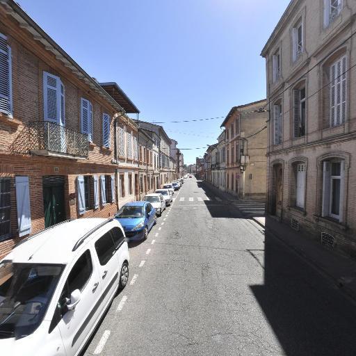 Marie-Caroline Blanc - Orthophoniste - Montauban