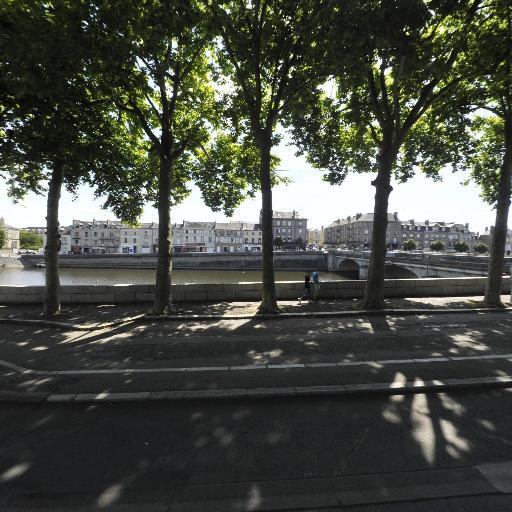 Parking Quai Gambetta - Parking - Laval
