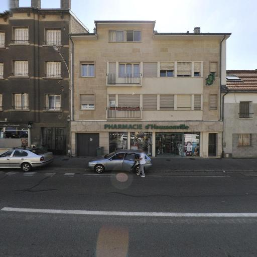 Pharmacie d'Haussonville - Vente et location de matériel médico-chirurgical - Nancy