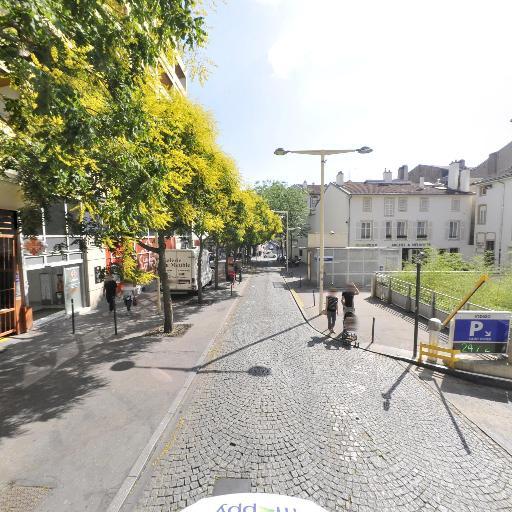Saint-Dizier Saint-Nicolas - Parking public - Nancy