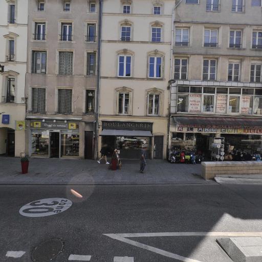 Charles III - Parking public - Nancy