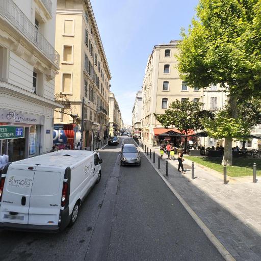 Aire de covoiturage Charles de Gaulle - Aire de covoiturage - Marseille
