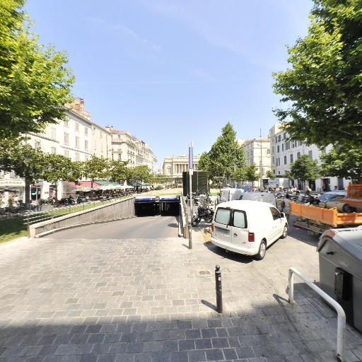 Parking Charles de Gaulle - Parking public - Marseille