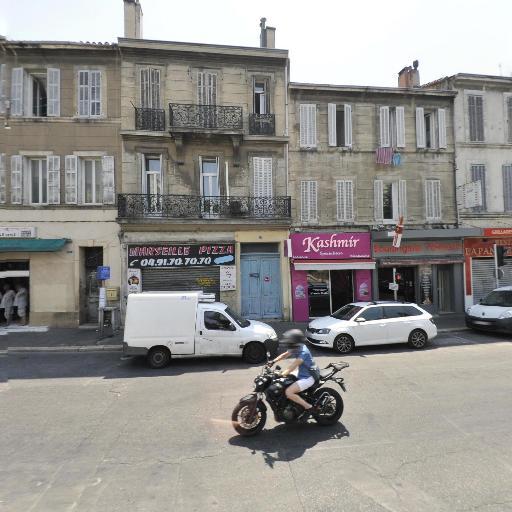 Marseille Pizzas - Restaurant - Marseille