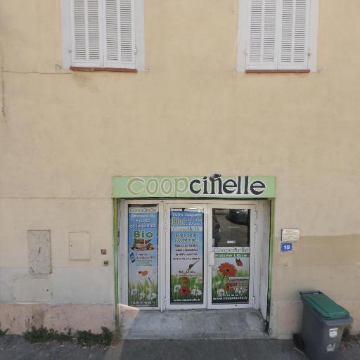 Coopcinelle - Alimentation générale - Marseille
