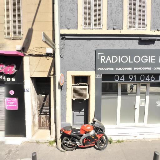 Ben Nathan Marc - Médecin radiologue - Marseille