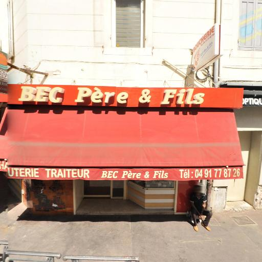 Coquillages Pierrot - Poissonnerie - Marseille
