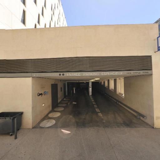 Parking Espercieux - Parking - Marseille