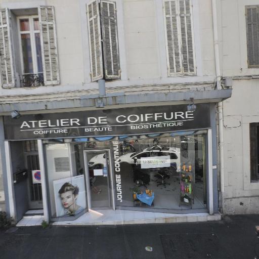 Atelier de Coiffure - Coiffeur - Marseille