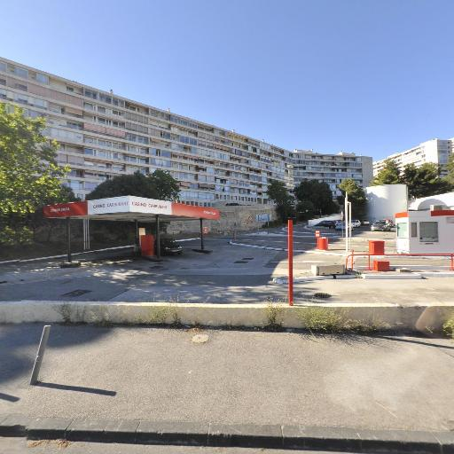 Hypermarché Casino - Station-service - Marseille