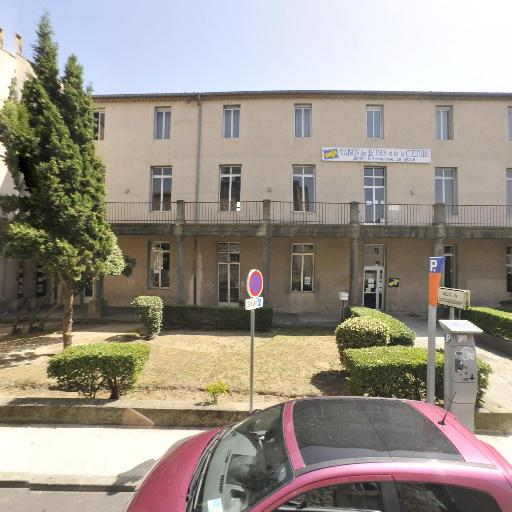 M.j.c - Association culturelle - Carcassonne