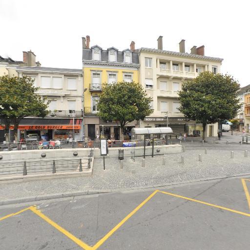Aire de covoiturage Verdun - Aire de covoiturage - Tarbes