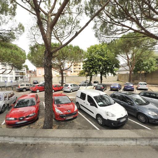Parking Geroges Magnoac - Parking - Tarbes