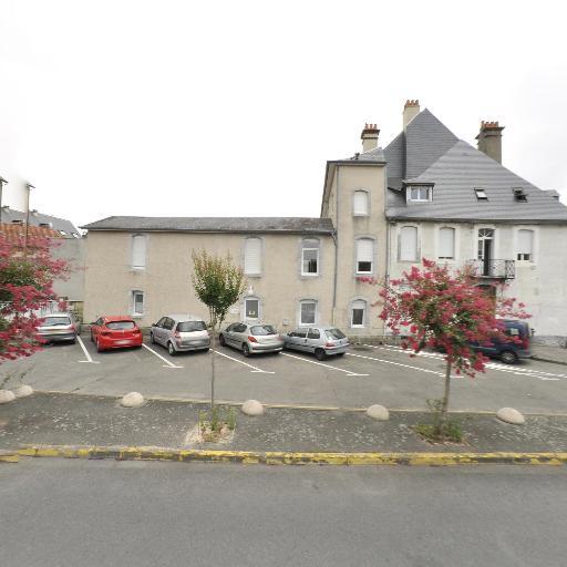 Parking Général de Gaulle - Parking - Tarbes
