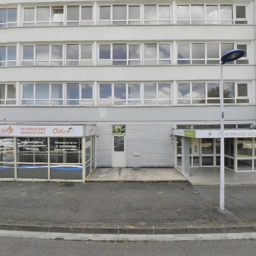 Résidence Etudiante Aristide Briand Bourg-Habitat - Résidence étudiante - Bourg-en-Bresse