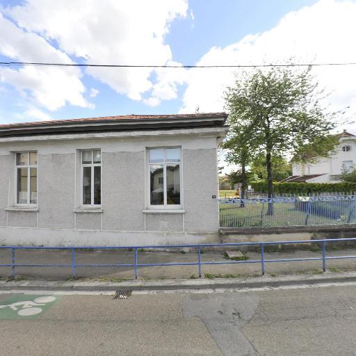 Groupes Scolaires Publics Maternelles Et Primaires De La Ville De Bourg En Bresse - École maternelle publique - Bourg-en-Bresse