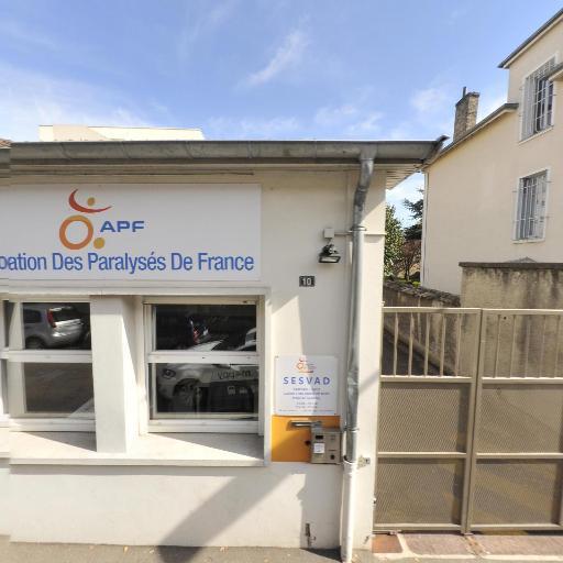 Association Des Paralysés De France APF - Hébergement et services pour handicapés - Villeurbanne